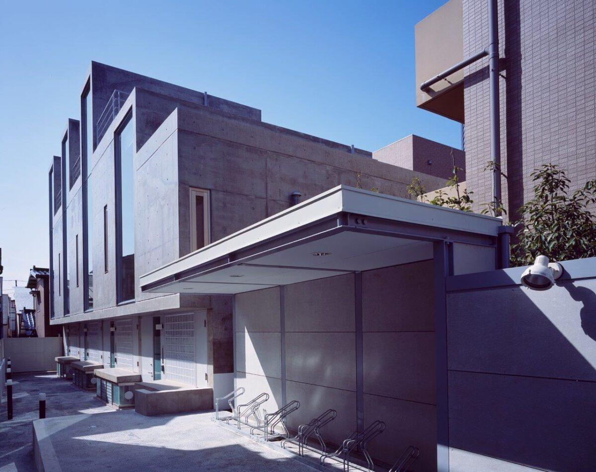 写真:恵比寿コートハウス(外観)