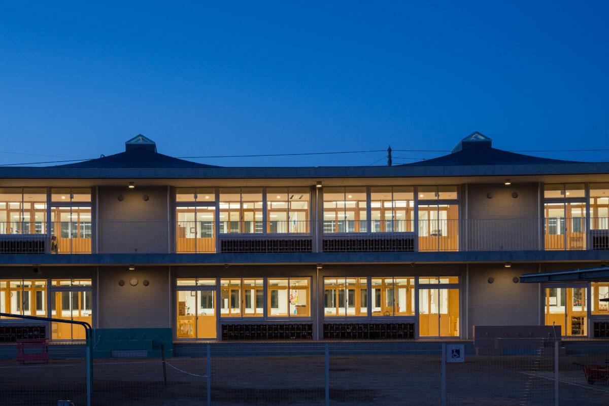 写真:福知山聖マリア幼稚園(外観)