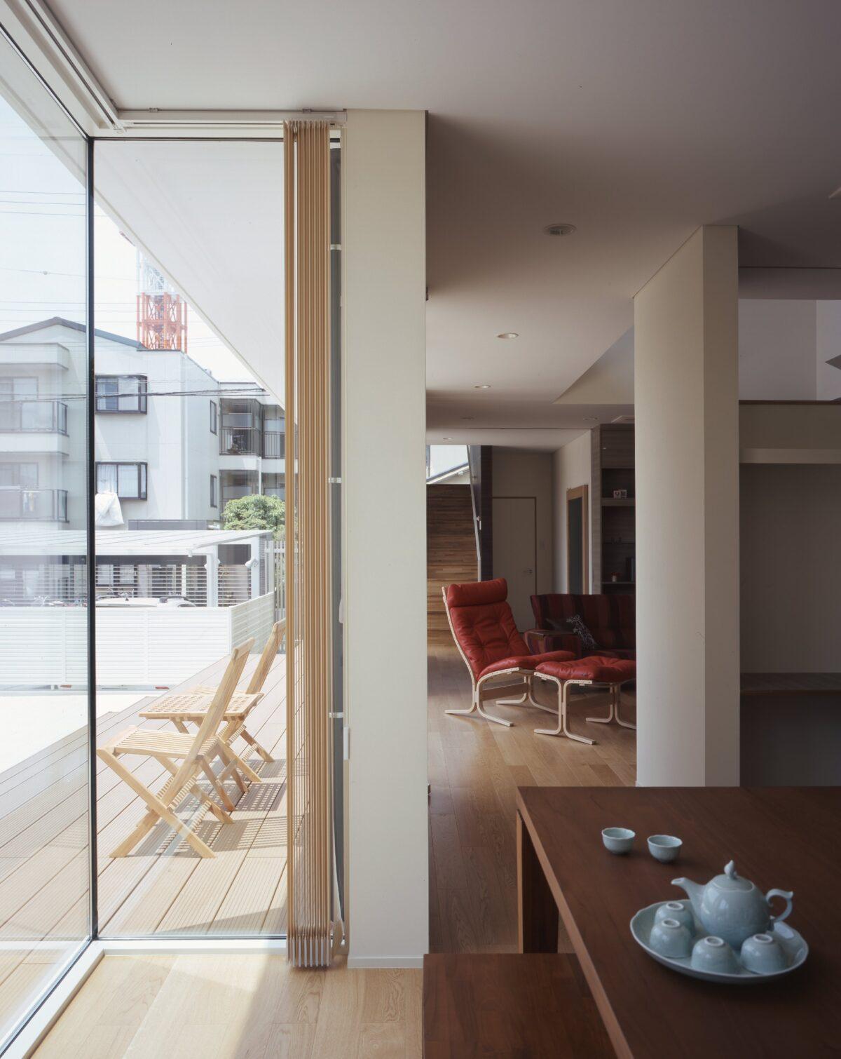 写真:茨木の家(内観)