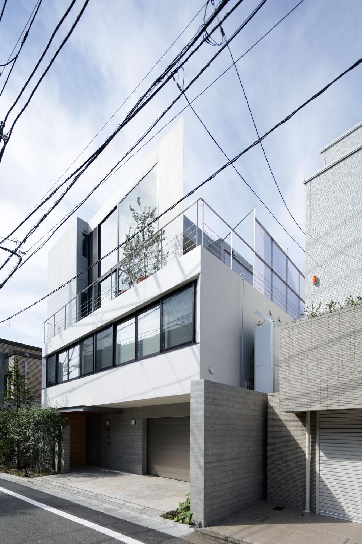 写真:諏訪山の家(外観)