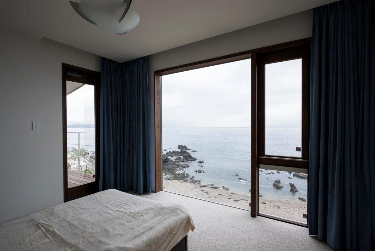 写真:三浦海岸の別荘(内観)