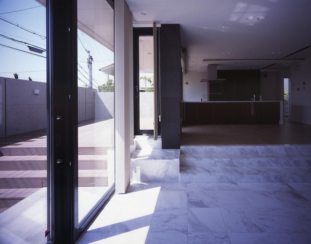 写真:青山台の家 屋内