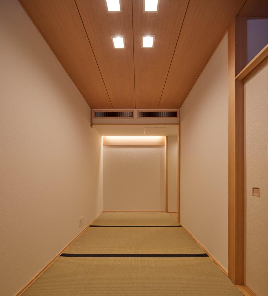 写真:石神井公園の家(内観)