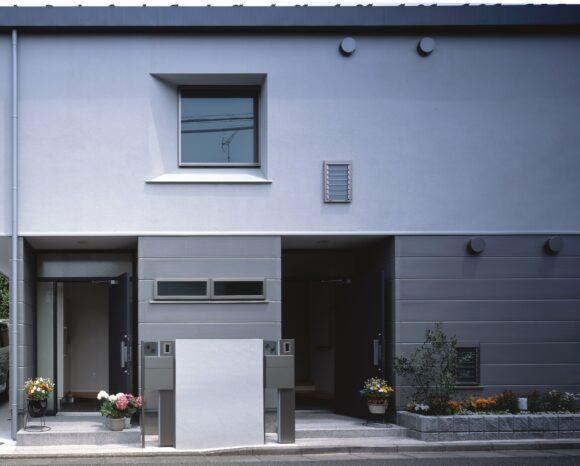 写真:代田の家 外観