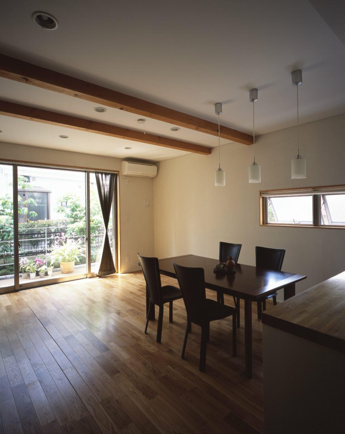 写真:代田の家 屋内