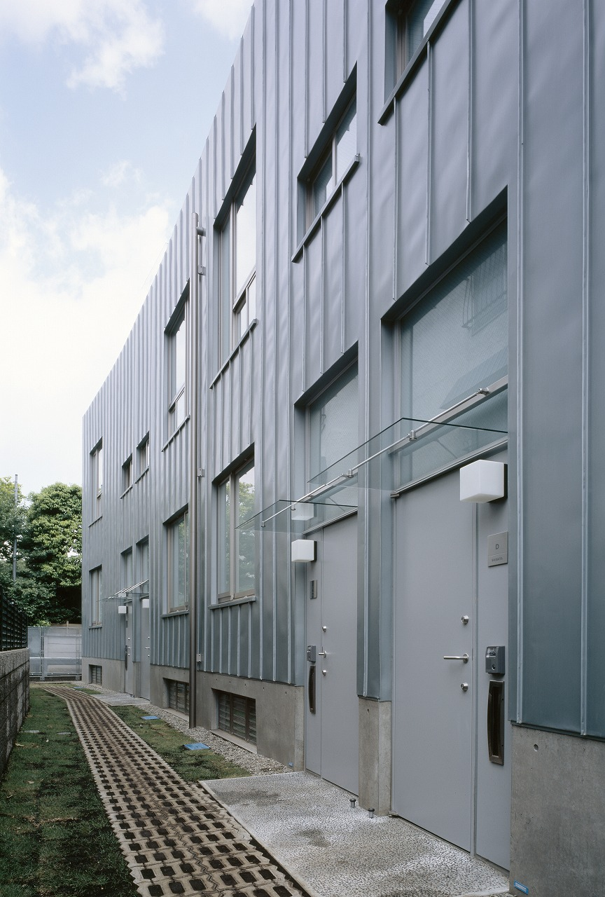 photo:Kakinokizaka House (ROKU)