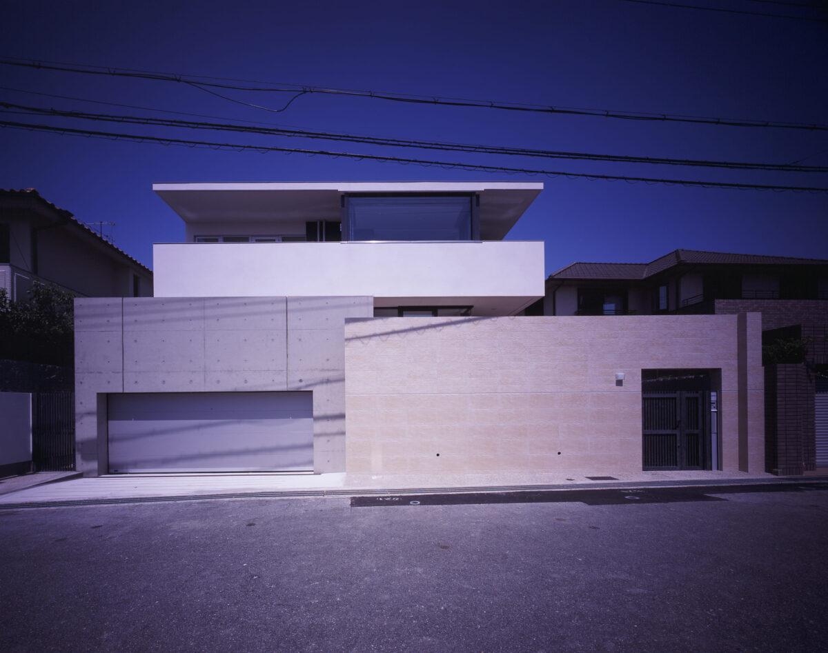 photo : Aoyamadai House